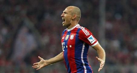 Robben vertraut FC Bayern