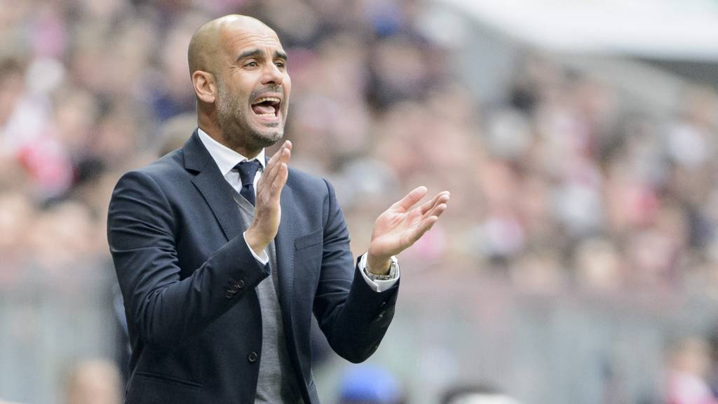 Guardiola: Reden hilft