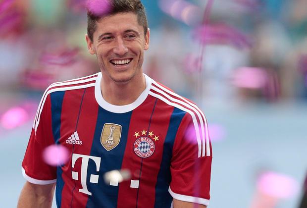 Lewandowski dem Wechsel nah