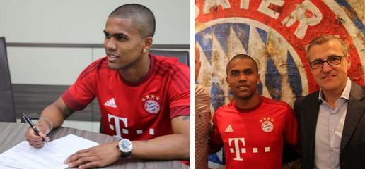 Costa offiziell Spieler des FC Bayern