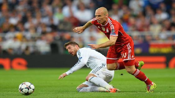 Ramos nach München ?