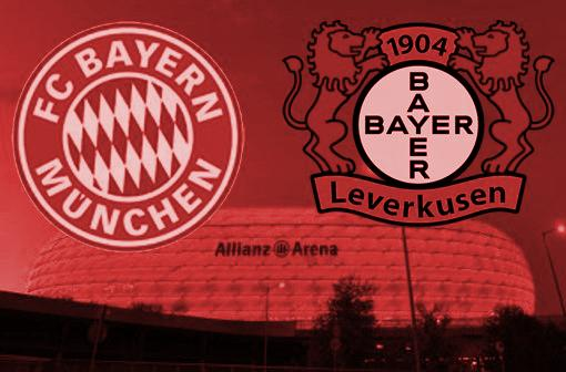 TOPS of FC Bayern – Leverkusen 3:1