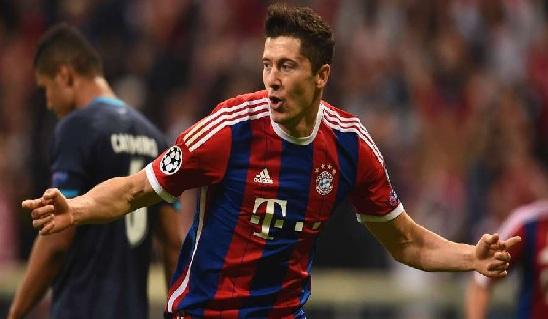 Lewandowski – kein Stürmer für TOP-Spiele
