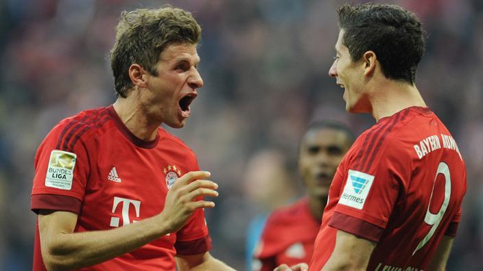 Matchanalyse – 26.Spieltag – FCB – FC Augsburg 6:0 (2:0)