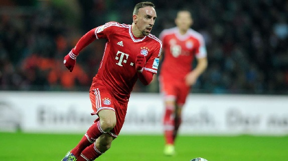 "Ribery verklagt ""Closer"""