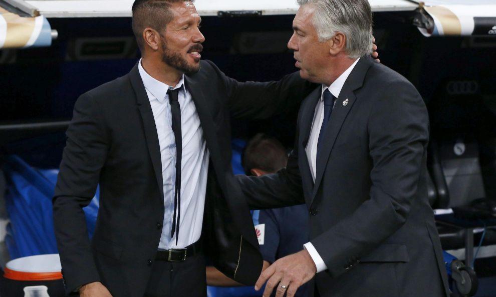 Ancelotti – Gedanken schon bei Atletico