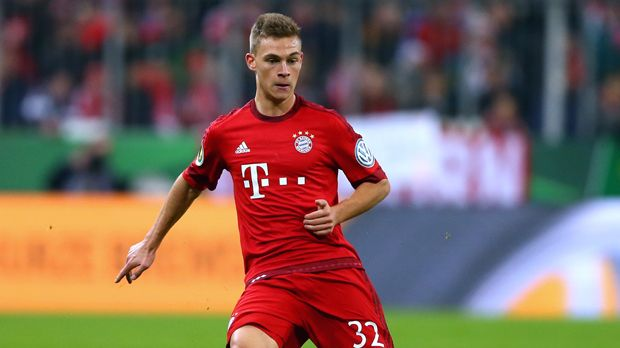 Überall ist Kimmich