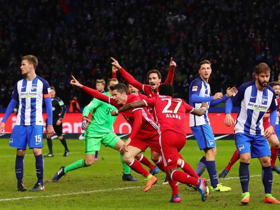 Matchanalyse – 21.Spieltag – Hertha BSC – FCB 1:1 (1:0)