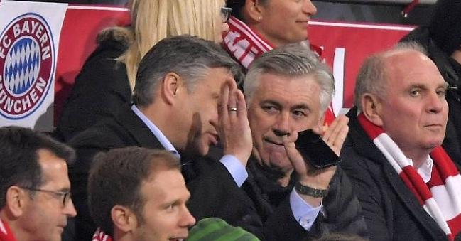 Ancelottis Drucksaison