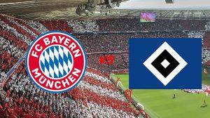 Matchanalyse – FCB – HSV 6 – 0