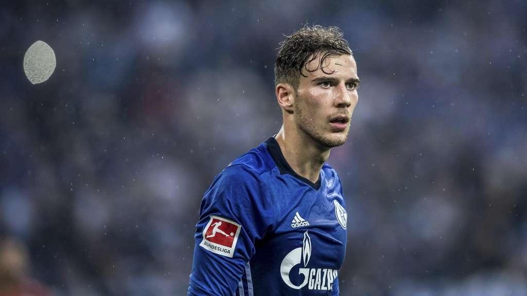 Goretzka fix mit Bayern ?