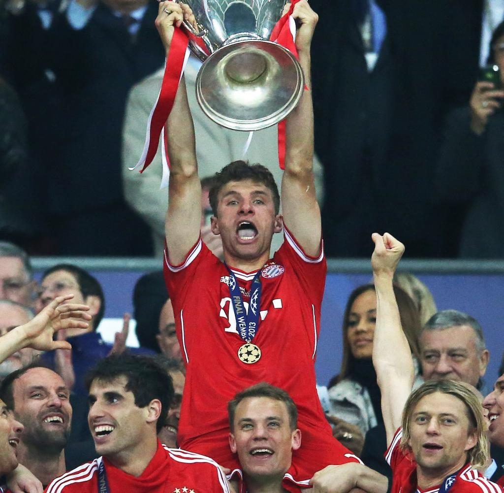 Müller hat einen Traum