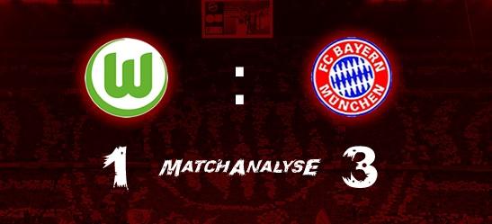 Wieder zäh, aber wenigstens Tore – MA – 1819/8 – Wolfsburg 3:1 –