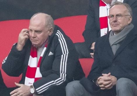 Hütter fast beim FC Bayern