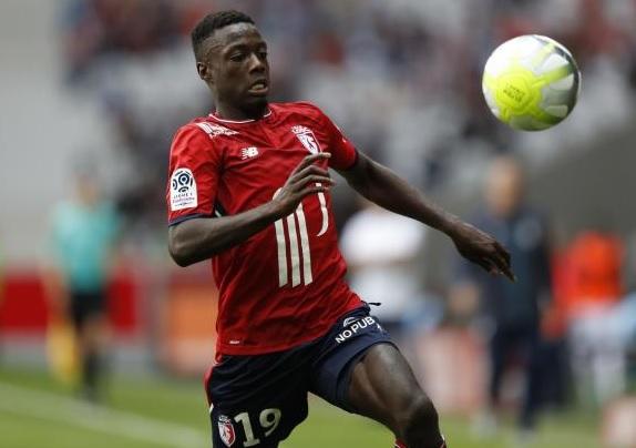 Nicolas Pepe – FCB dran ?