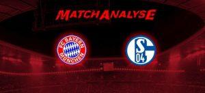 Schalke half gerne mit – Matchanalyse – 19.Spieltag – FCB – Schalke 5:0