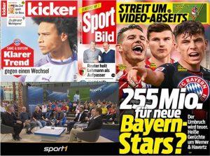 Grimms Märchen und Reich der Fabeln im Fussball